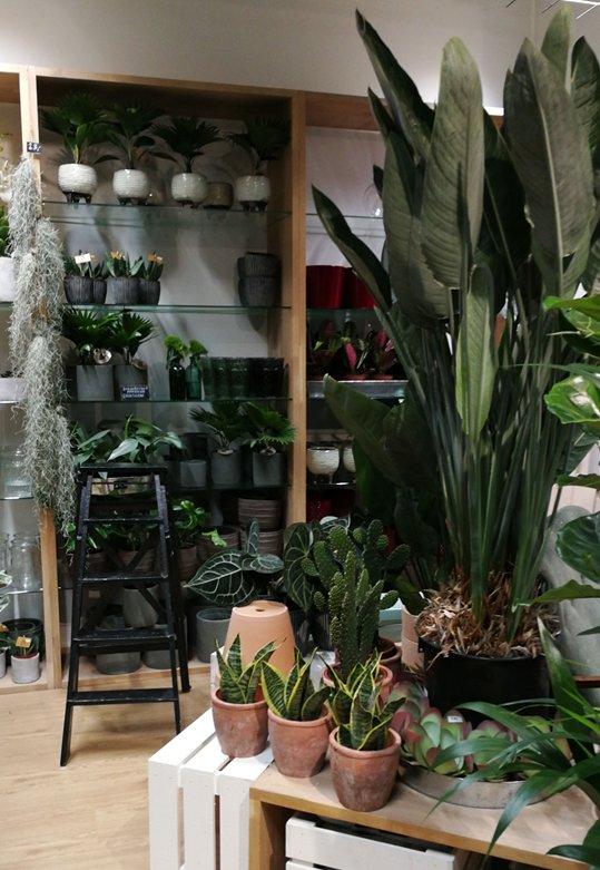 Urban Green kukkakauppa