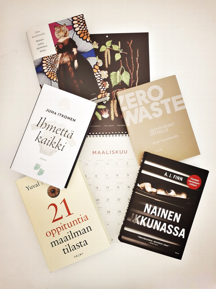 Suomalainen kirjakauppa