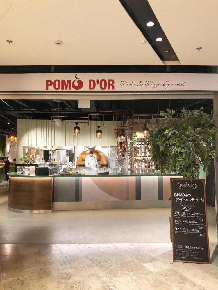 Ravintola Pomo D'or